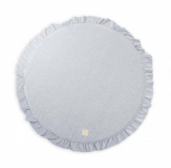 Spielmatte Rund Grau (Y013)