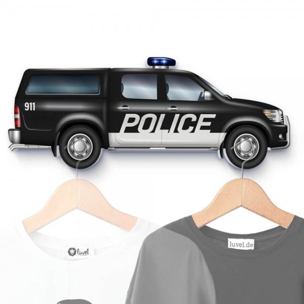 Police Car Garderobe G700