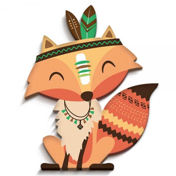 Indianer Fuchs (M7) B-Ware
