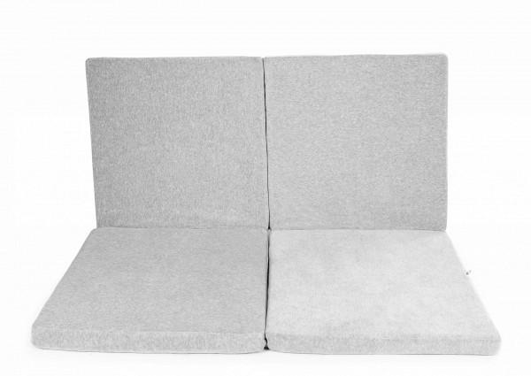 Spielmatte Quadrat Grau (Y016)