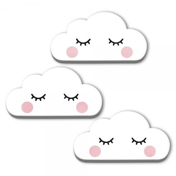 XXL-Wolken Weiss Sleepy Eye (W001)