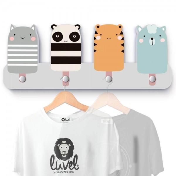 Eis-Tiere Garderobe(G15) B-Ware