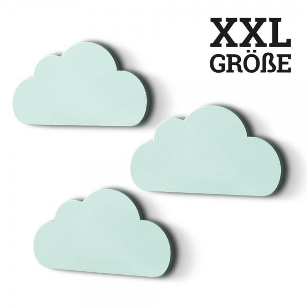XXL-Wolken Mintgrün (W003)