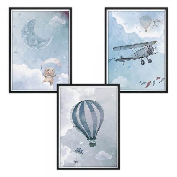 Poster-Set DINA4 (P15)