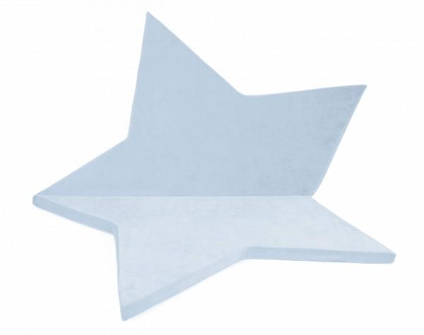Spielmatte Stern Hellblau (Y022)