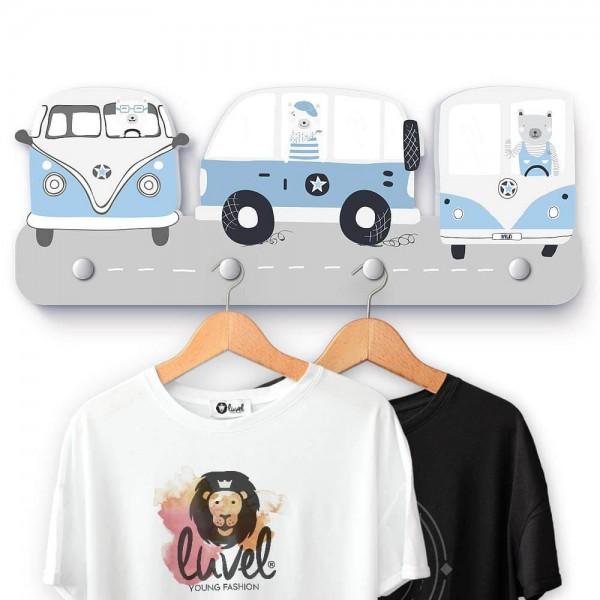 Dreamcars Garderobe Blau (G13) B-Ware