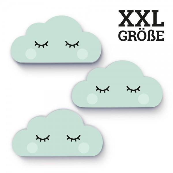 XXL-Wolken Mintgrün Sleepy-Eye (W006)