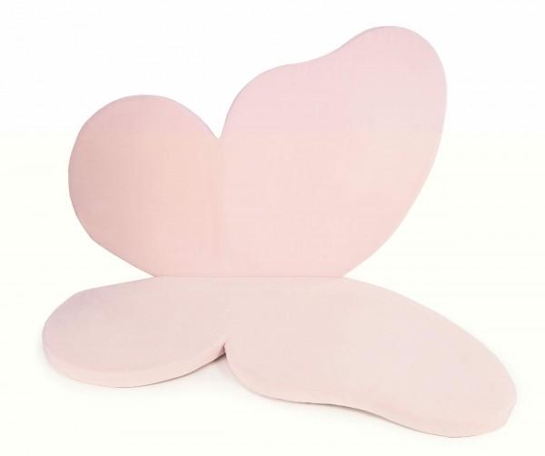 Spielmatte Schmetterling Rosa (Y031)